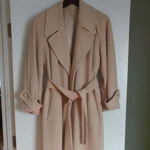Regency Cashmere Vintage Maxi Coat
